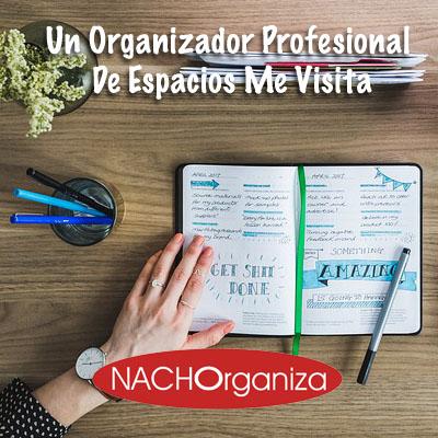 Un organizador profesional de espacios me visita nachorganiza no juzgar s a qui n requiere - Organizador profesional ...
